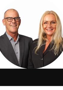 Peter Ritchie & Ingrid Spence
