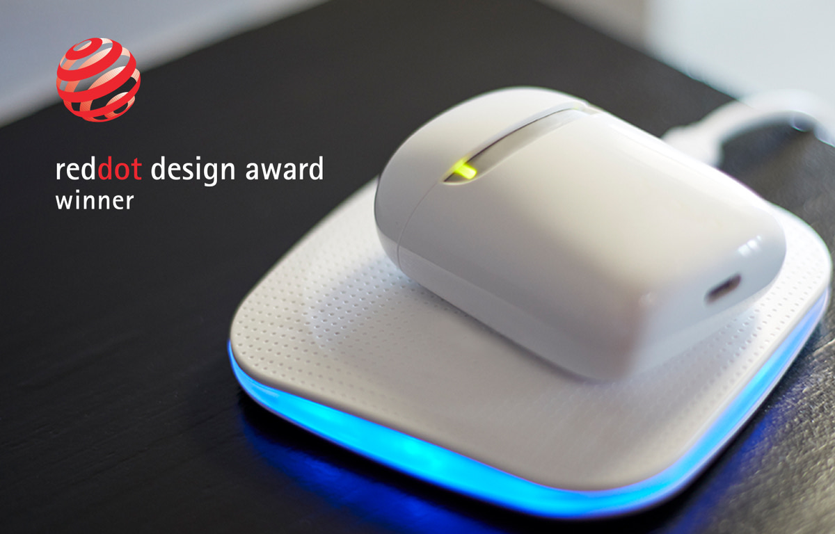 horizon hearing aids wireless charger