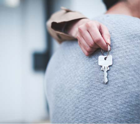 Home Owners With Keys