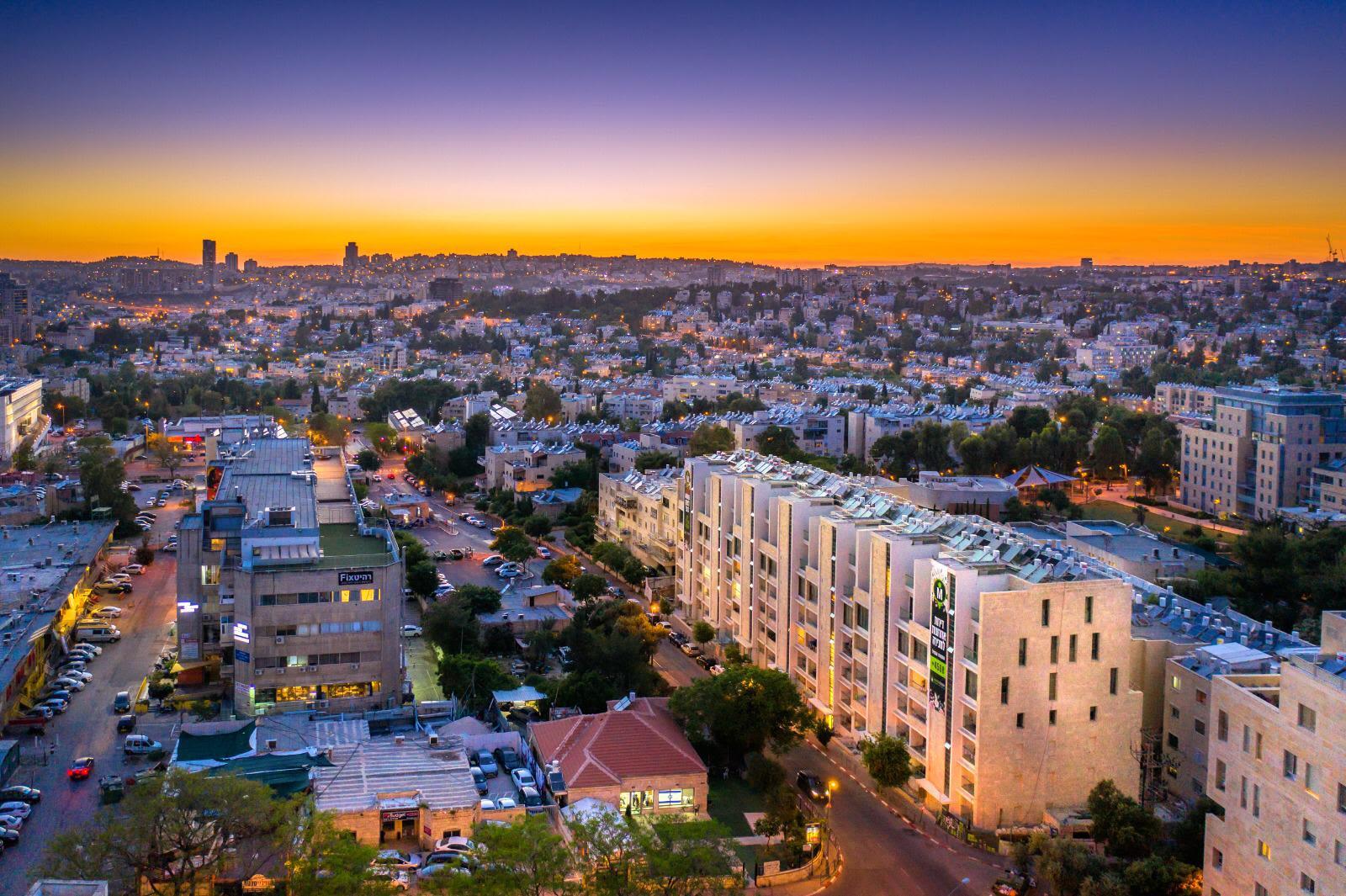 רבקה 22 - פינוי ובינוי בירושלים