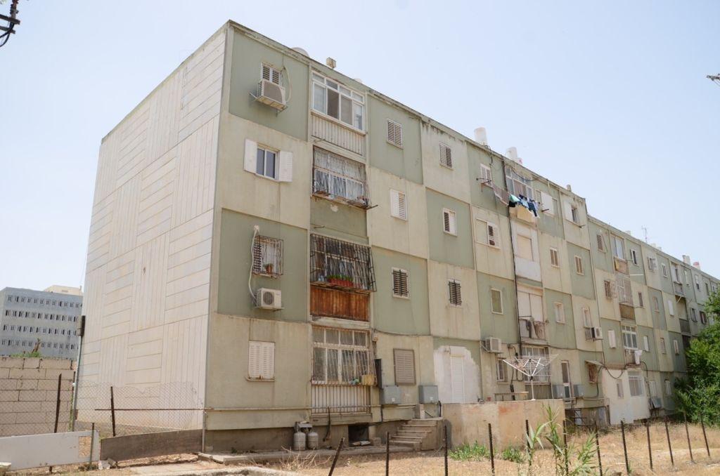 רבקה 22, ירושלים - לפני פרויקט תמא 38