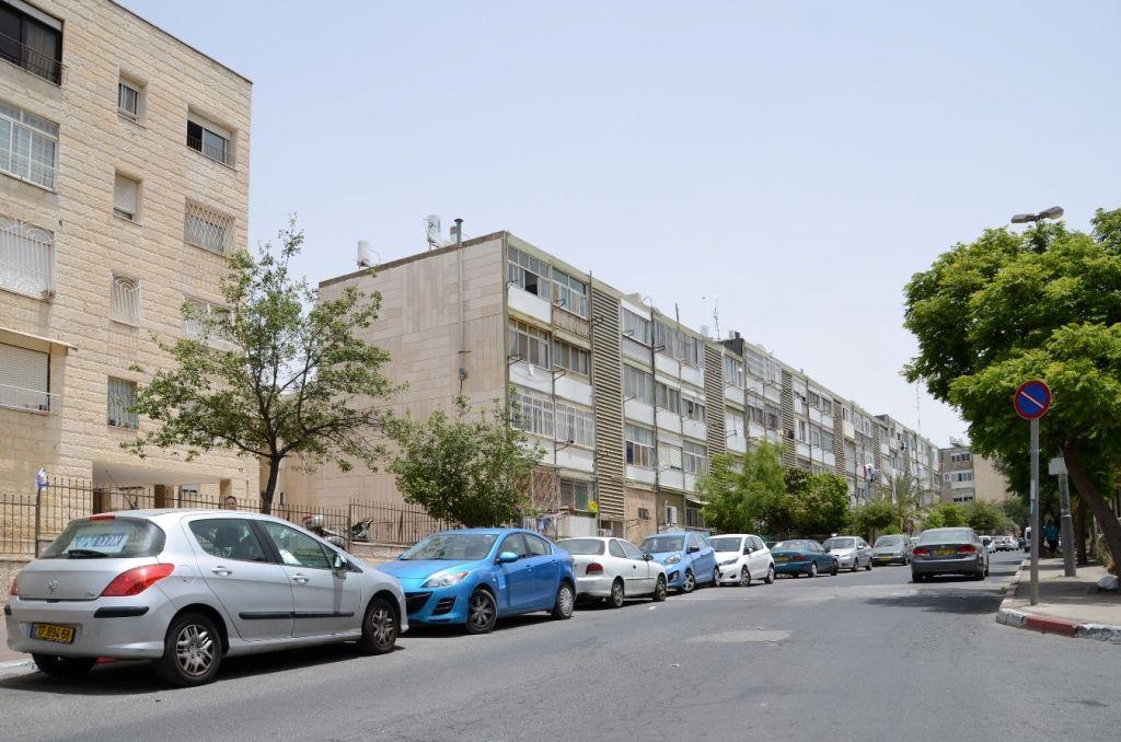 """ניהול פרויקט תמ""""א 38 ברחוב רבקה 22, ירושלים - לפני תחילת העבודות"""