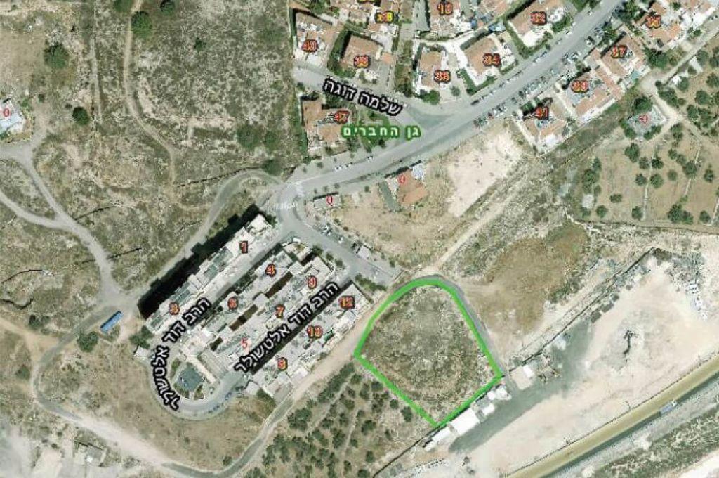 קבוצת רכישה בירושלים גילה הירוקה
