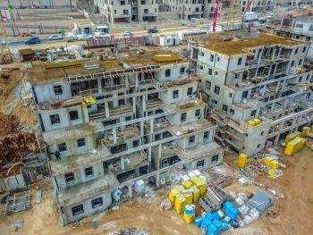 בניית שכונה של קבוצת רכישה