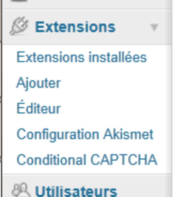 Créer une extension WordPress : Les premières étapes