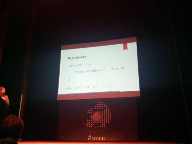 WCEU : Better Site Stacks with Composer