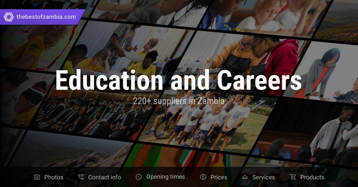 Education and Careers | Suppliers in Zambia