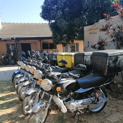 Bajaj BM100 motorcycle now available image