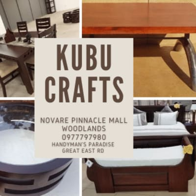 Kubu Crafts Pinnacle Mall have moved to a larger shop next to Link Pharmacy image