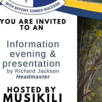 Musikiki Information Presentation image