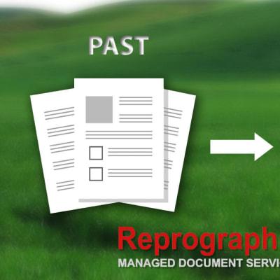 Cloud document management services image