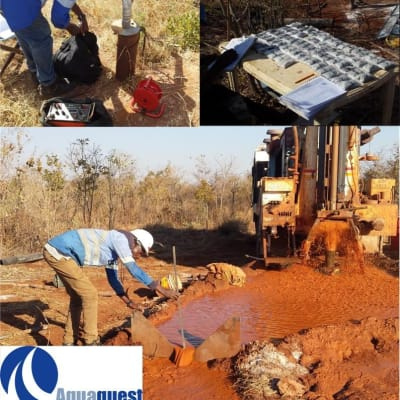 Visit Aquaquest for sustainable solutions for borehole development image