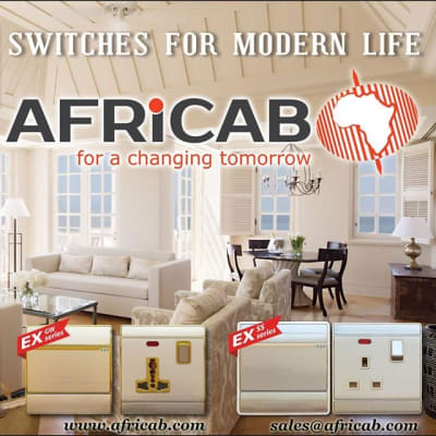 Visit Africab for all types of switches and sockets image