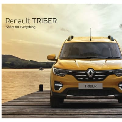 Renault Zambia Introduces the all-new Renault Triber image