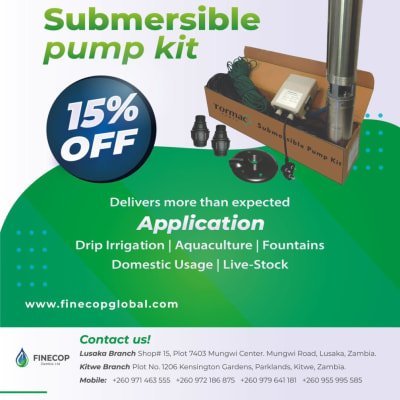 Get 15% off Submersible pump kits image