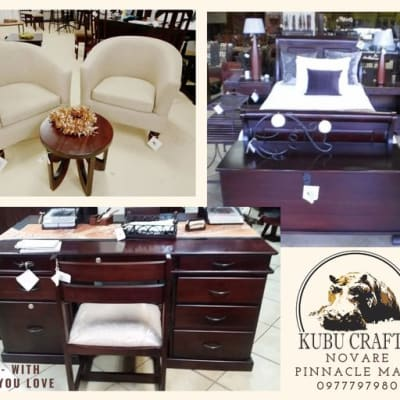 Manufacturers of quality furniture made from local wood image