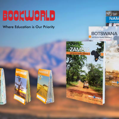 Tracks4Africa guide books and maps are now available! image