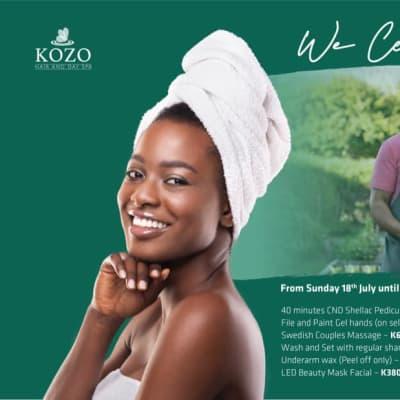 Kozo celebrates farmers! image