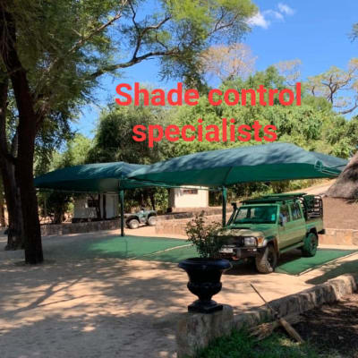 Call Shade Control Specialists for your cantilever carports  image