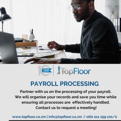 Payroll processing  image