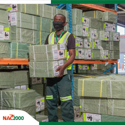 NAC2000 are here to facilitate a smooth movement of your cargo image