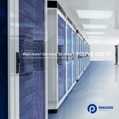 Unlimit your business with a data center solution that offers more! image