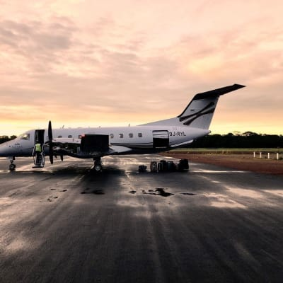 Royal Air Charters takes you to your destination all over Zambia and beyond! image