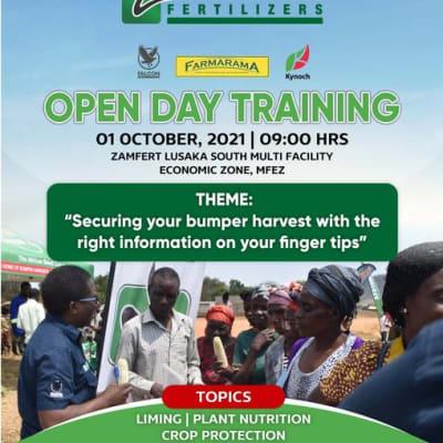 Open Day Training image