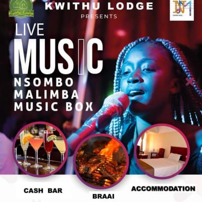 Live music by Nsombo Malimba Music Box image