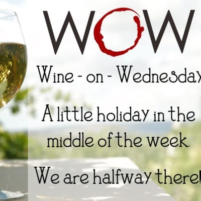 Wine on Wednesday  image