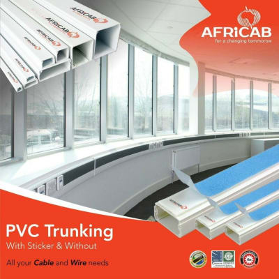 Cable and trunking suppliers for domestic and industrial use image