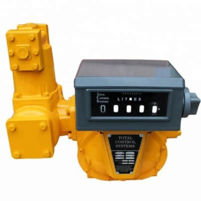 Positive displacement flow meters  image
