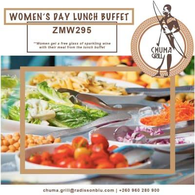 Women's Day Lunch Buffet image