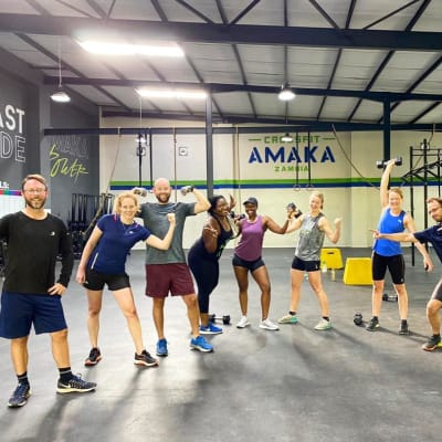 One week FREE trial for all those new to Crossfit! image