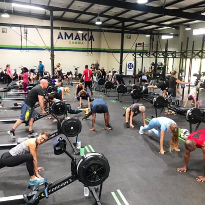 You do not have to be fit to join! image