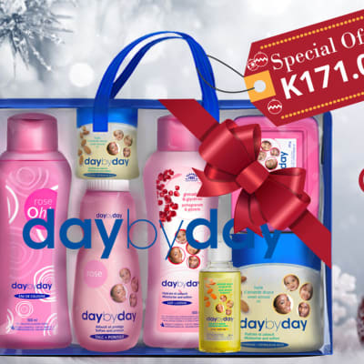 Day by Day family Vanity kit Christmas special image
