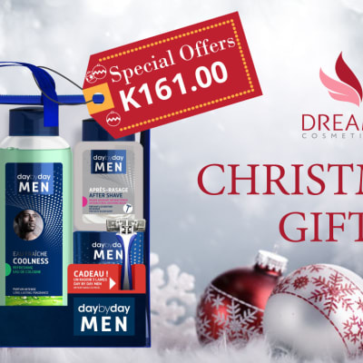 Day by Day men Vanity kit Christmas special image