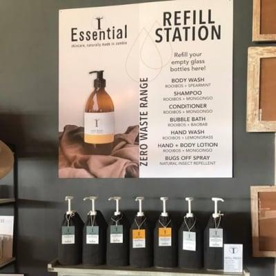 Zero Waste Refill Station image