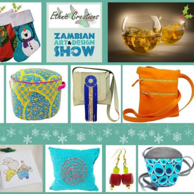 Bags and soft furnishings by Ethnic Creations Zambia image