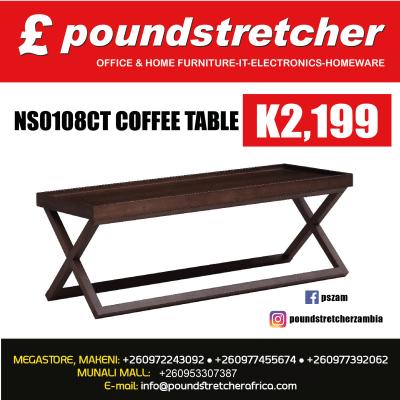 Rectangular coffee table image