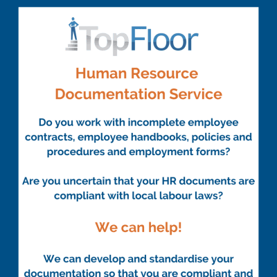 Human Resource documentation service image