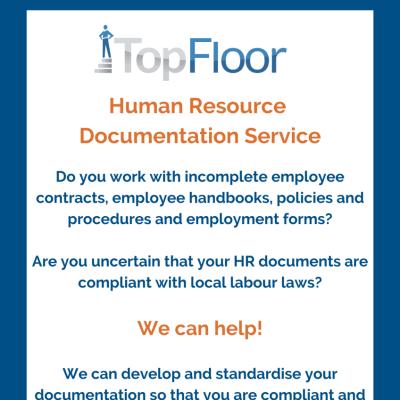 Human Resource documentation service image