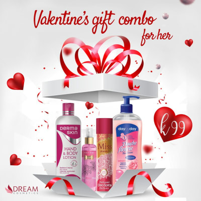 Valentines gift combo for her image