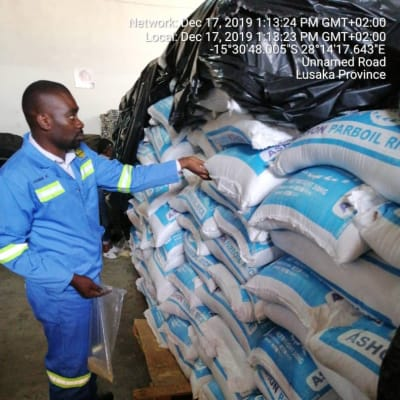 Inviting bids for the sale of Parboiled rice - Ashon brand  image