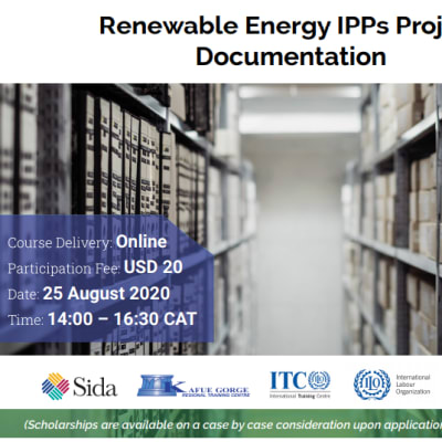 Renewable Energy IPPs Project Documentation image