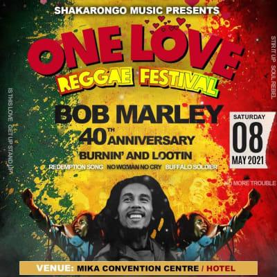 One love reggae music festival  image