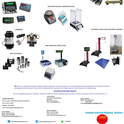 Get in touch for quality and affordable weighing solutions image
