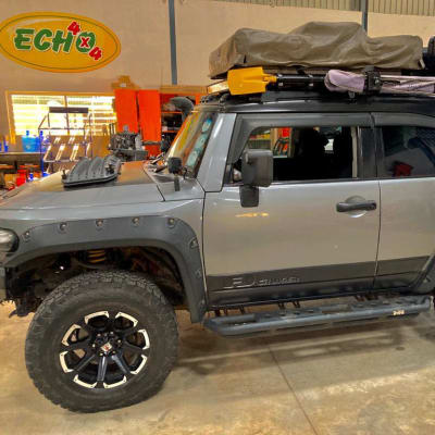FJ Cruiser 2011 Fully kitted 4x4 Camper at US$52000 image