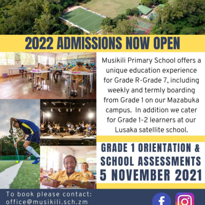 2020 Admissions now open image