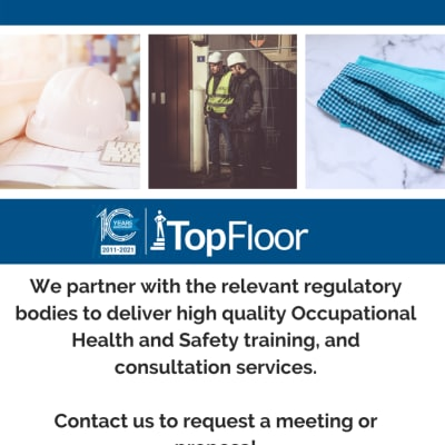 Occupational Health, Safety and Environmental training image